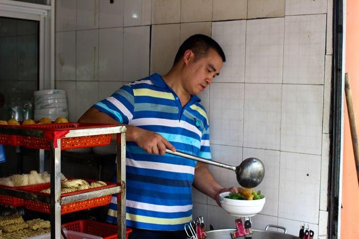 Malatang, Sichuan