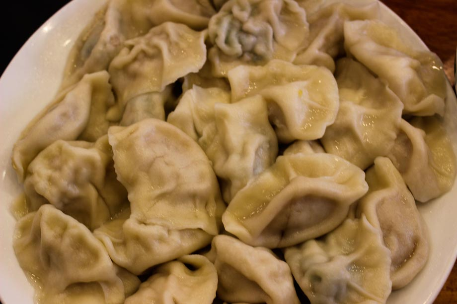 Food from Dongbei