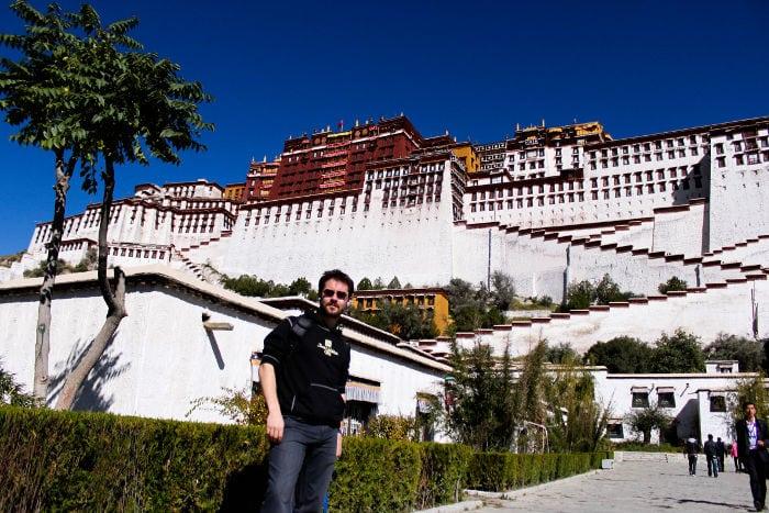 Trip to Lhasa
