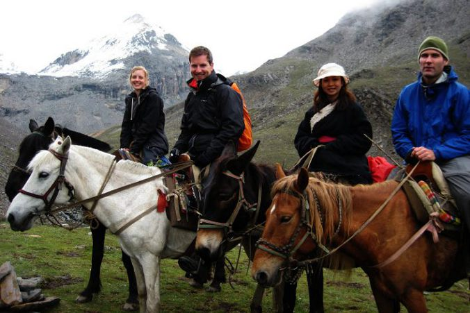 Horse Trekking in Songpan