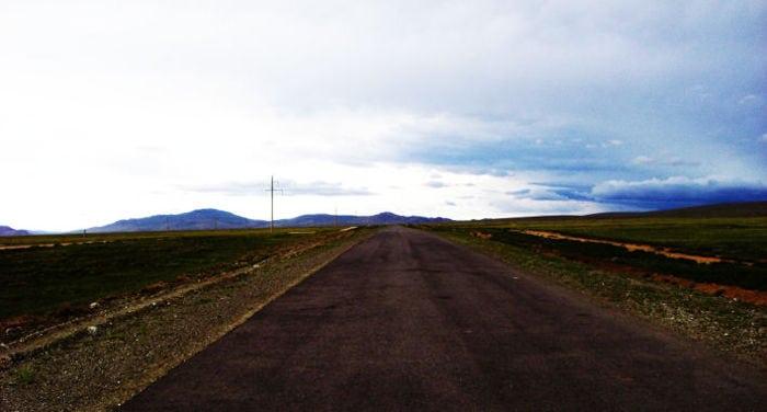 Mongolian Transsiberian