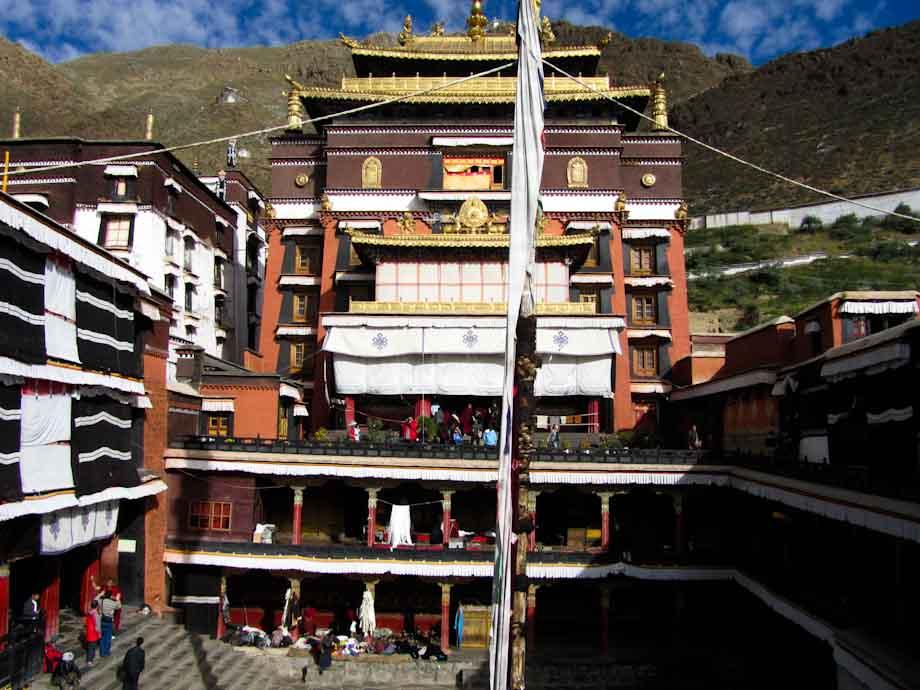Tibeta Monastery