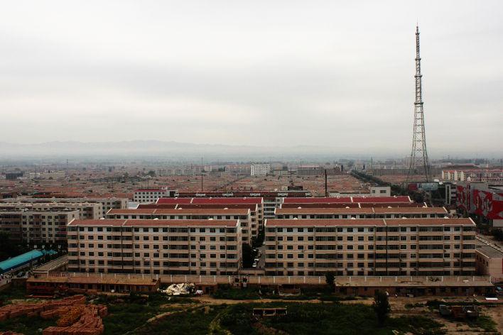 Liu town