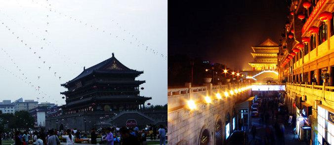 Drum tower Xi'an