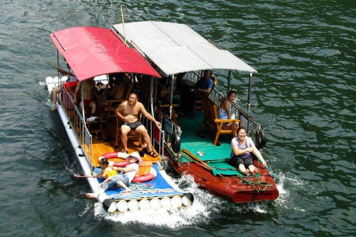 guilin cruise price