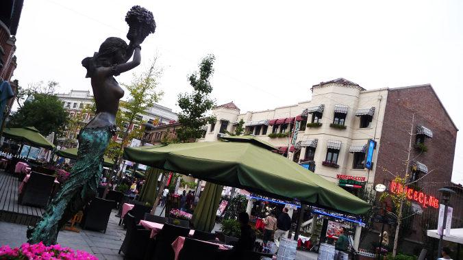 Italian Neighborhood Tianjin