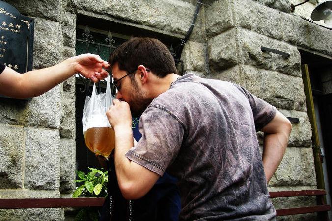 Tsingtao Chinese Beer