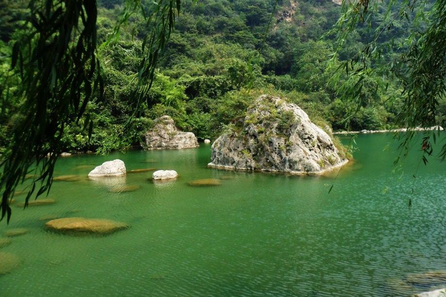 Yuntai Mountain Henan Province