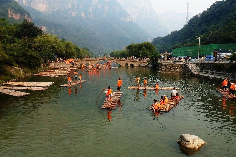 Yuntai shan trip