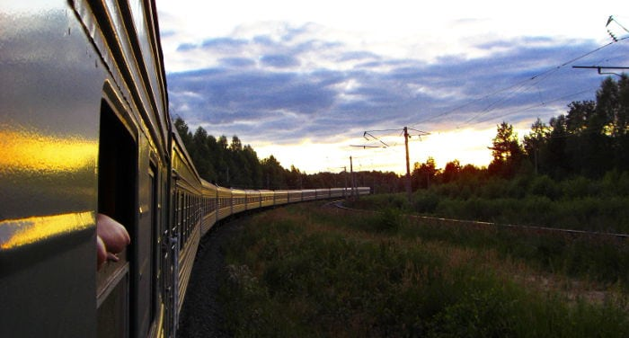 The trans siberian highway-7727