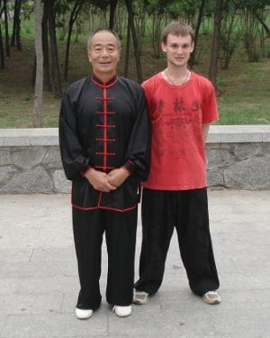 Will and Zhou Shifu