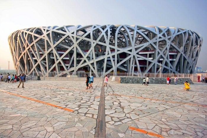 living in Beijing