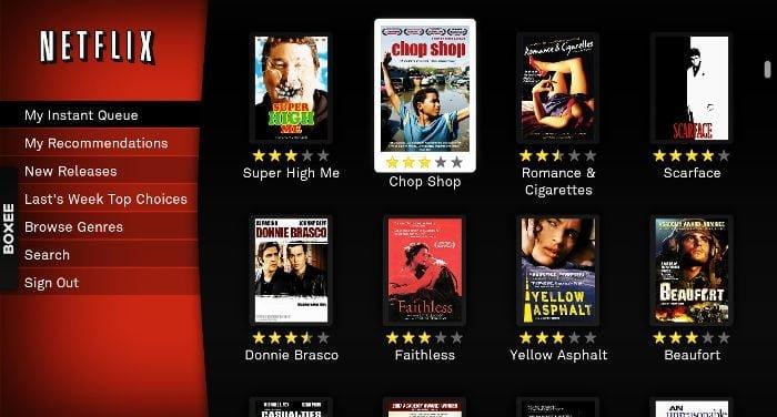 Netflix nutzen