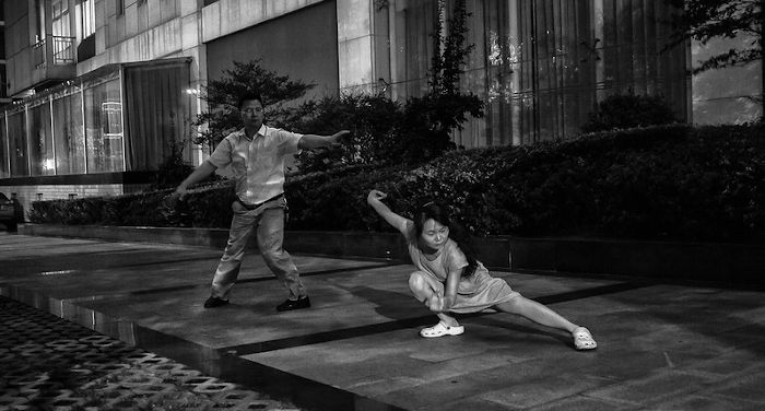 Taijiquan in Chenjiagou