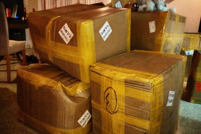 moving company beijing china