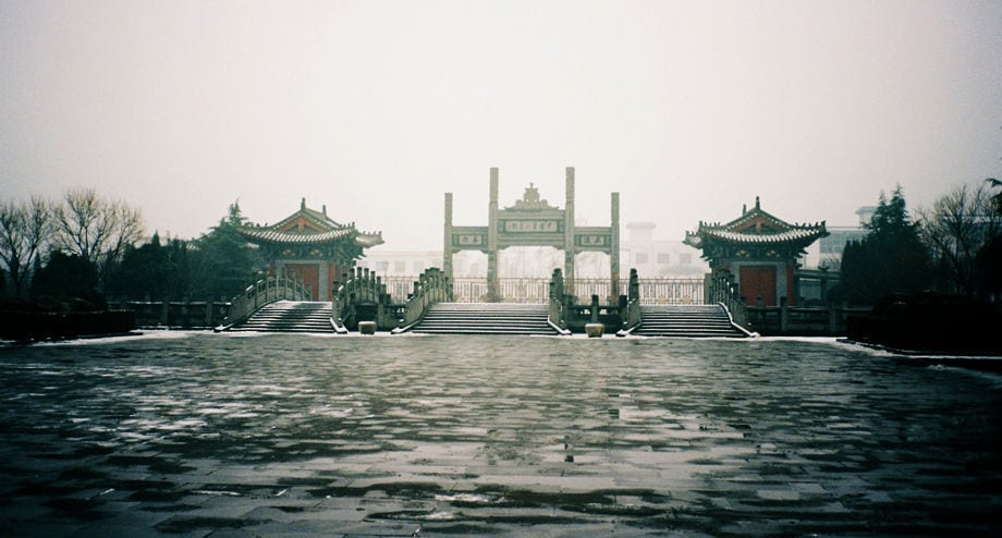 10 places to visit in china