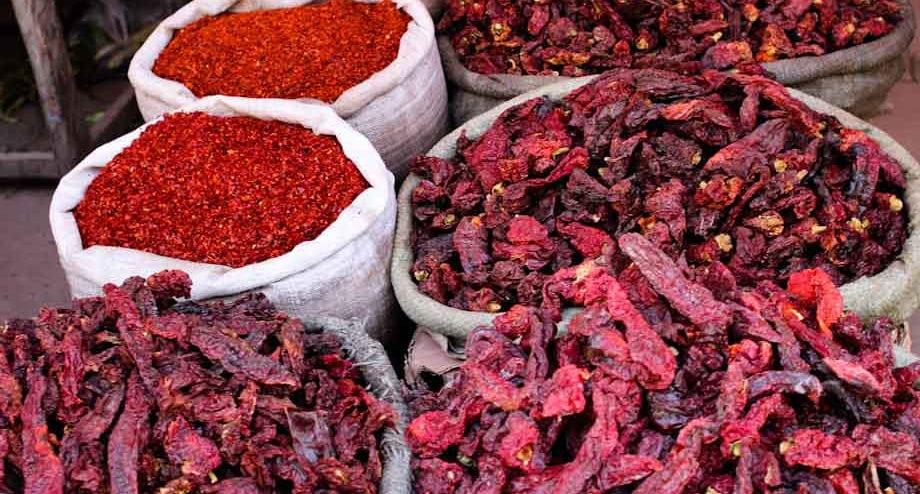 Market of Kashgar