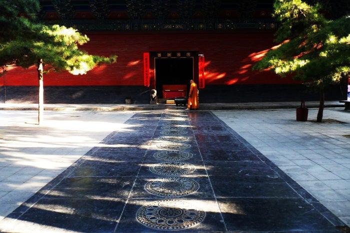 kung fu china