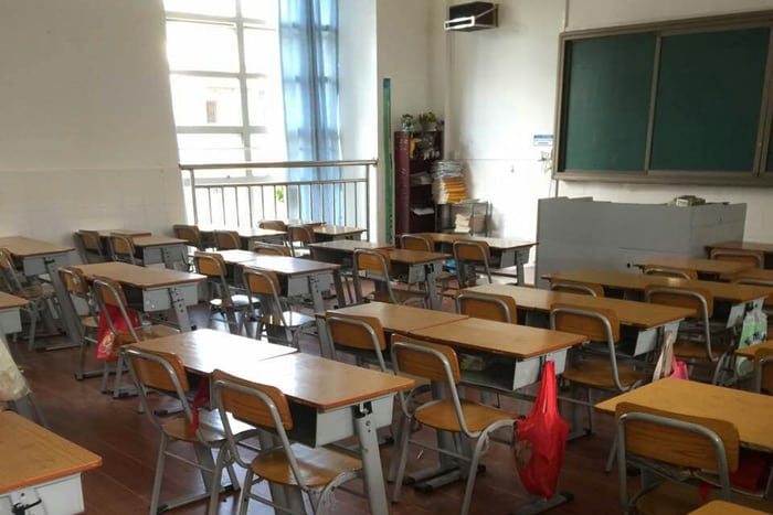 Chinese classroom
