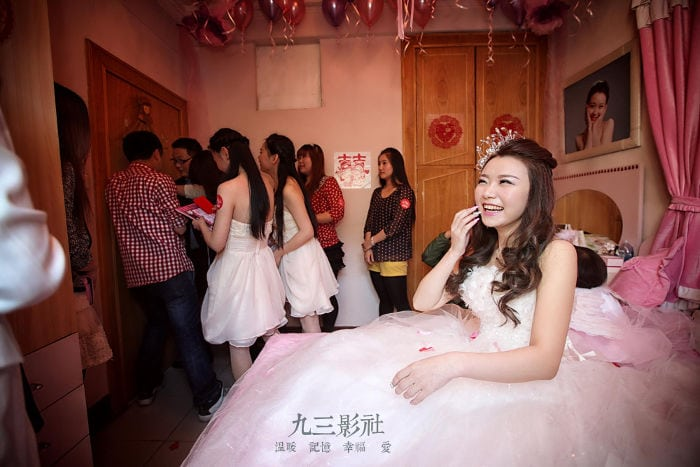 get married in china