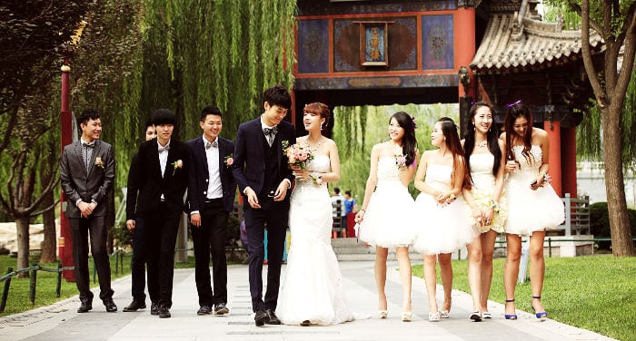 my big chinese wedding