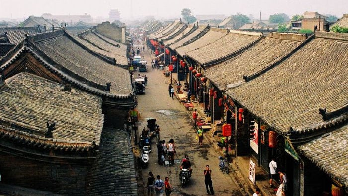 travel to pingyao