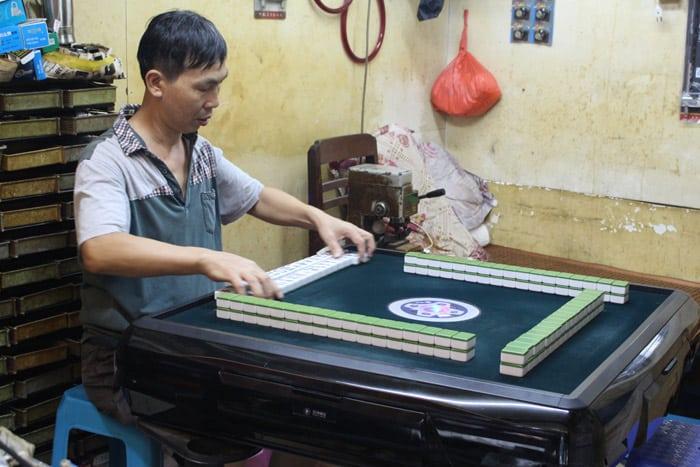 Zhuhai-Mahjong