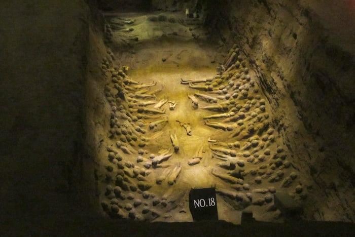 Emperor Jingdi's Grave