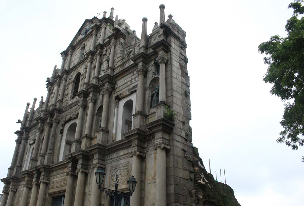 St-Pauls-Macau