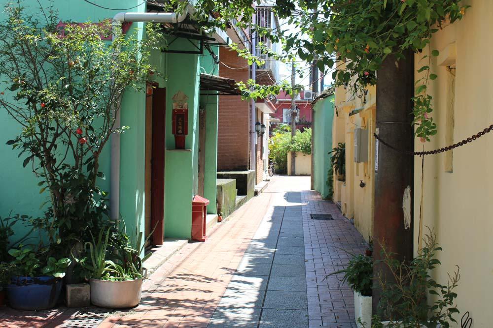 Backstreets-Coloane