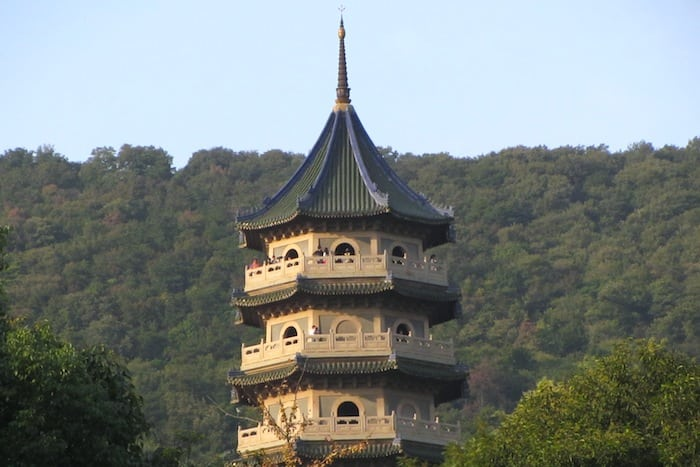 Linggu-Temple