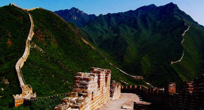Huang Hua Cheng Great Wall China