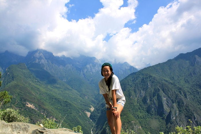 pick tiger leaping gorge