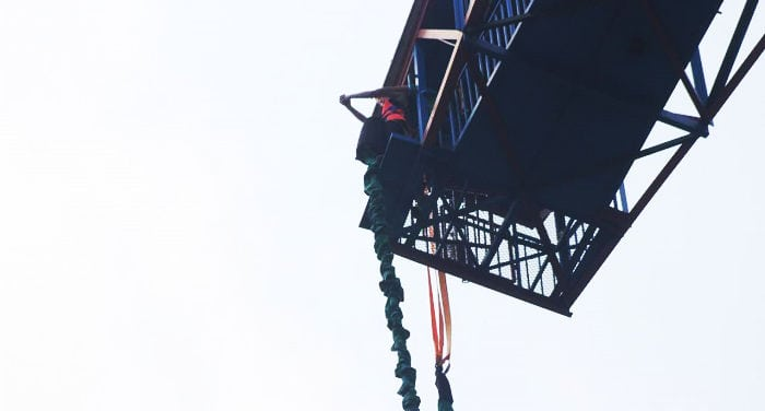 bungee jumping in ningbo