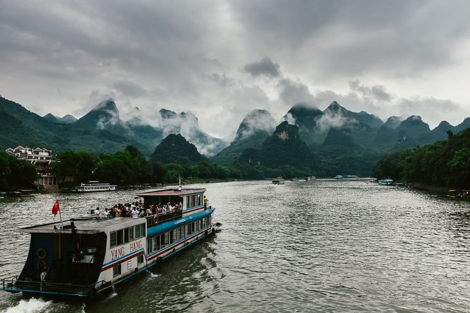 Photo essay of China by Alessandro Ingoglia