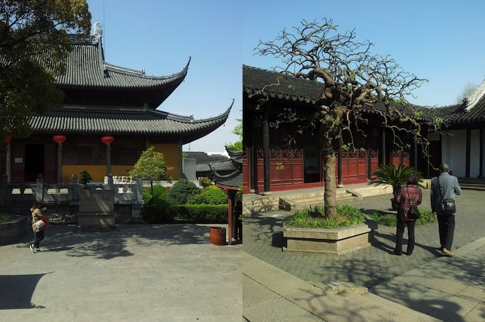 Garden of the Humble Administrator and the Temple of Confucius