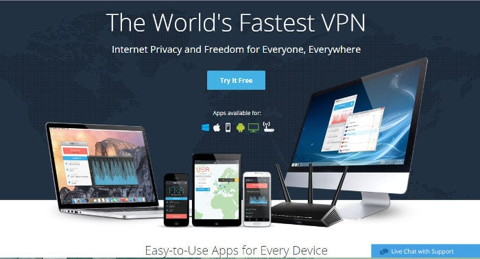 most secure vpn in asia