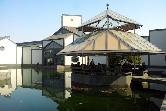 Suzhou's Museum
