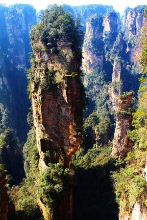 travel to wulingyuan