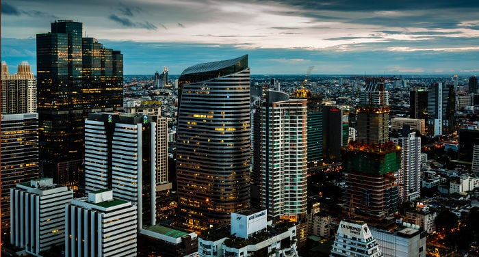 The cost of living in Bangkok