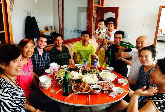 Language Immersion in China
