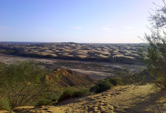 Desert of Ordos