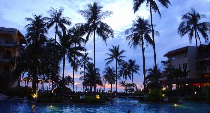 Traveling to Phuket