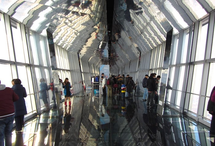 Main tourist attractions in Shanghai