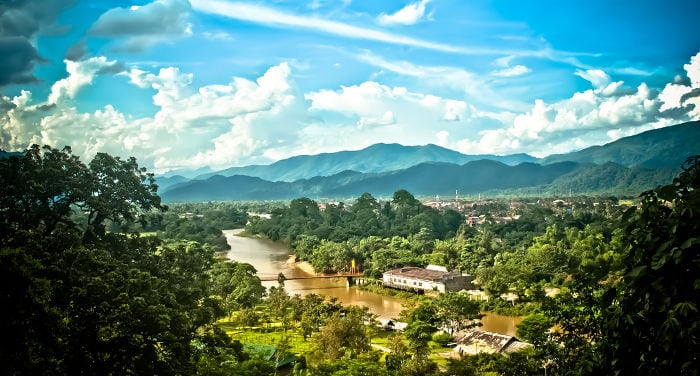Traveling to Vang Vieng