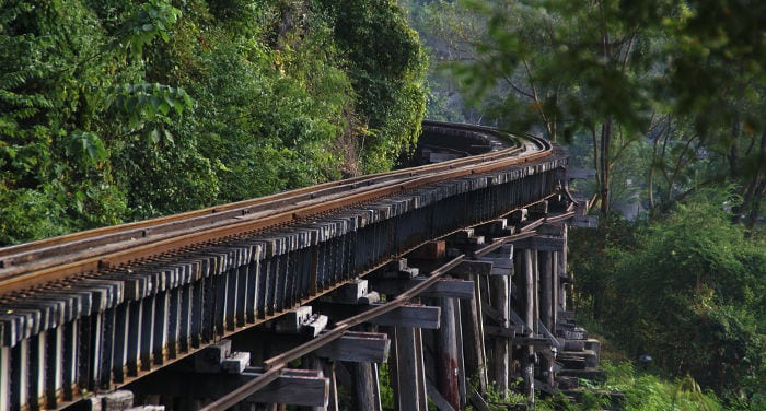 Traveling to Kanchanaburi