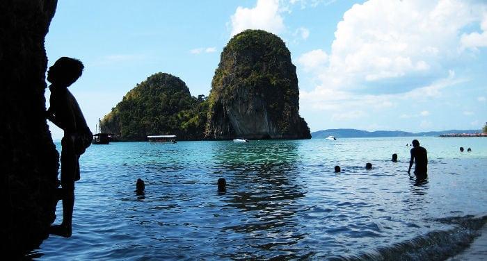 Traveling to Krabi