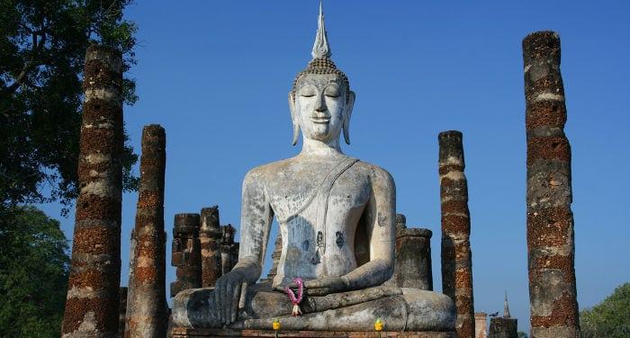 Traveling to Sukhothai