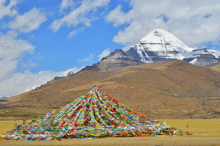 Mount Kailash where to go