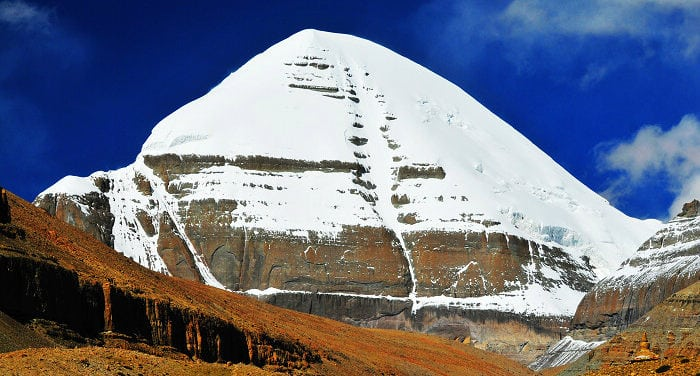 Travel to Mount Kailash